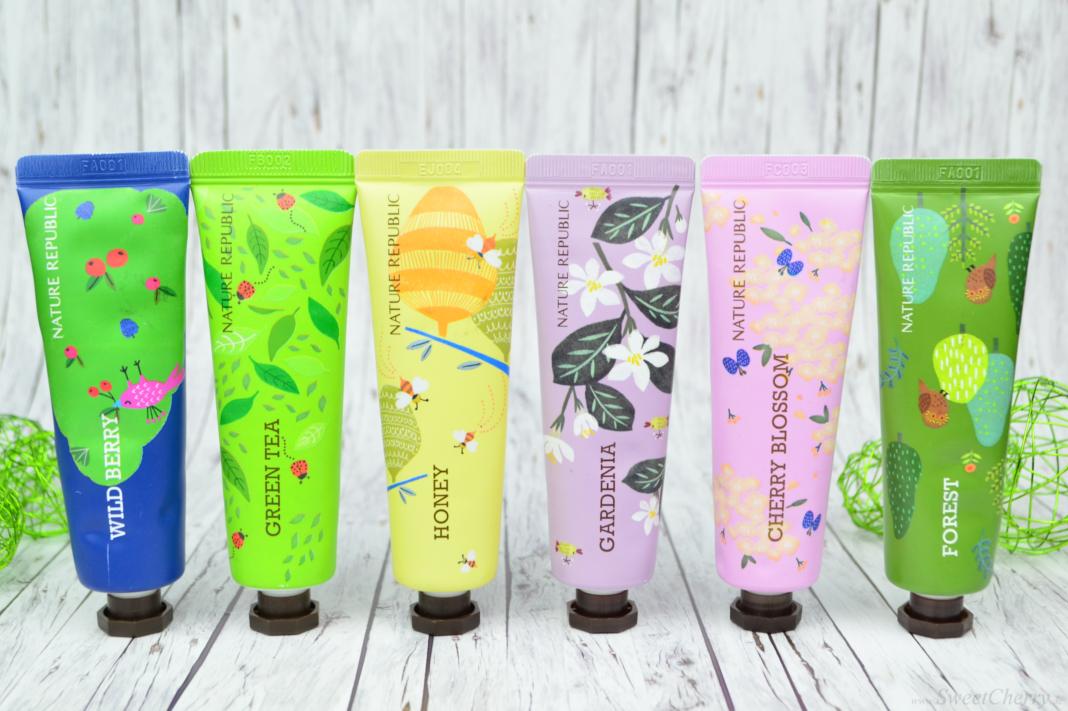 Nature Republic Hand & Nature Creams