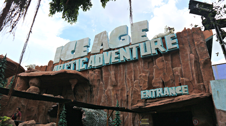 Ice Age Artic Adventure Dufan 2018