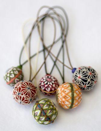 dekoratif top süsleme sanatı