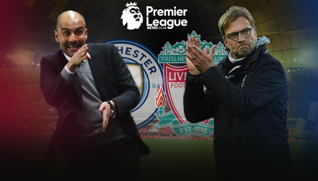 Prediksi Manchester City vs Liverpool, 3 Januari 2019