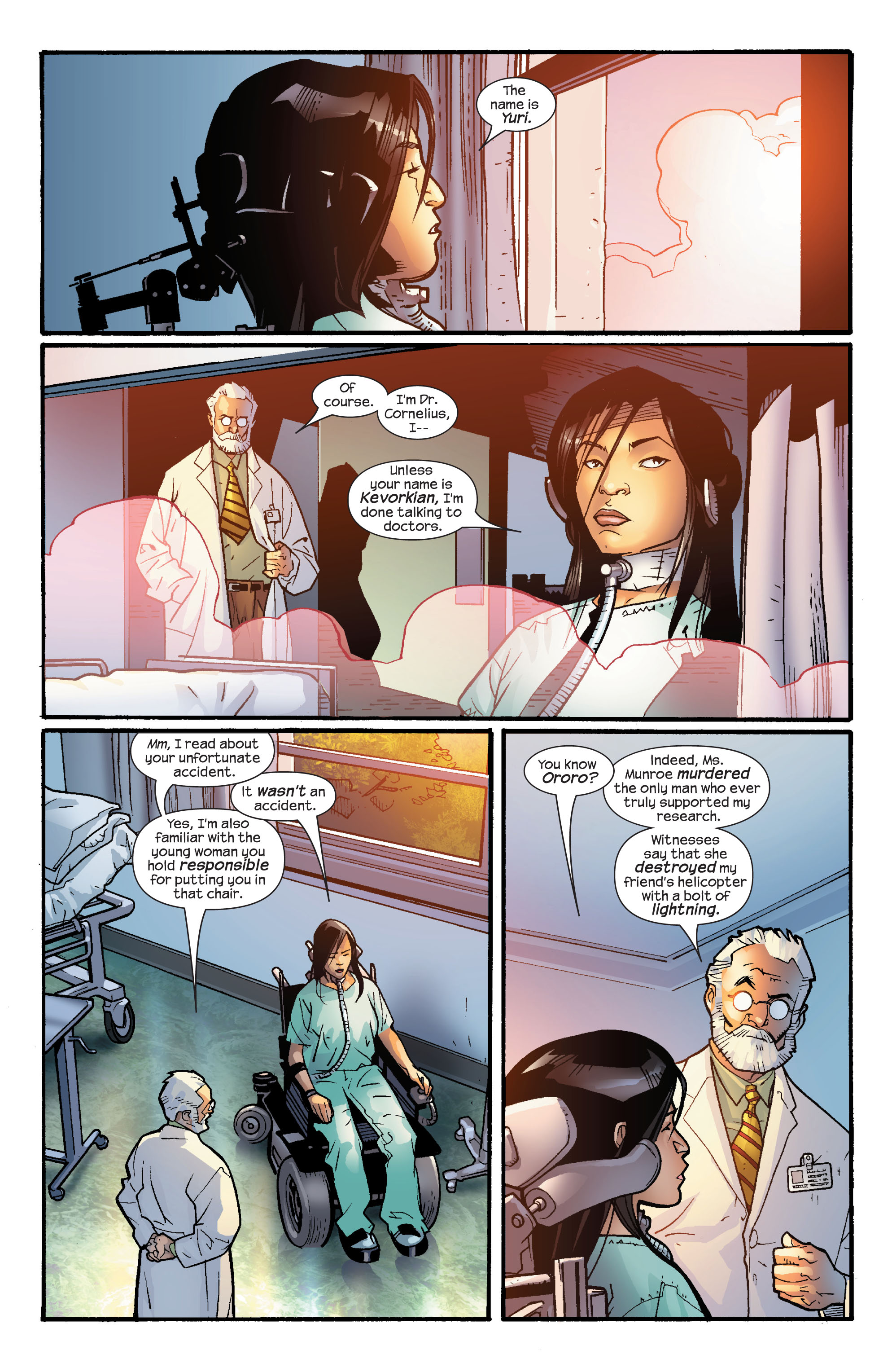 Read online Ultimate X-Men comic -  Issue #60 - 3
