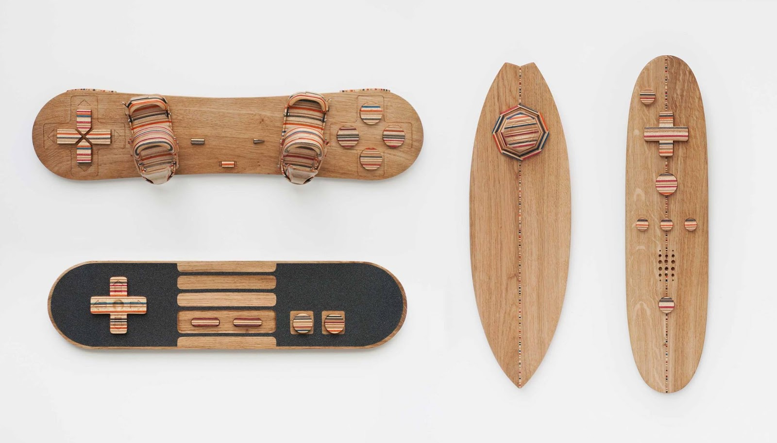 Ride/Play Kunstwerke aus Holz von Baptiste Tavitian | Wohndesign at its Best