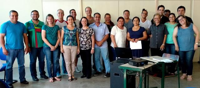 Reunião Pedagógica e Avaliação da ETEC de Registro-SP