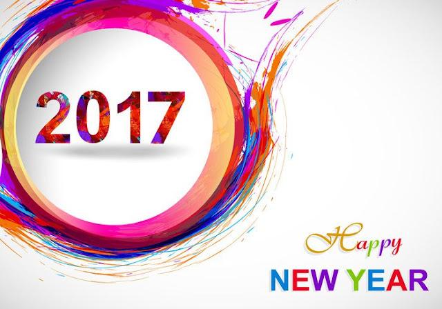 WHATSAPP, FACEBOOK STATUS FOR HAPPY NEW YEAR 2017