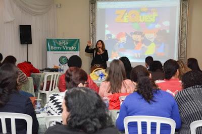 Projeto Escola Arteris promove encontro sobre trânsito e meio ambiente, com educadores da região