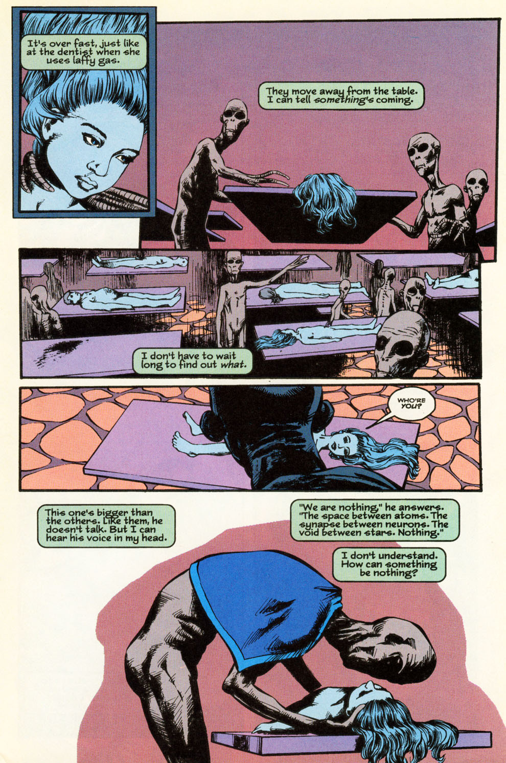 Read online Animal Man (1988) comic -  Issue #84 - 14
