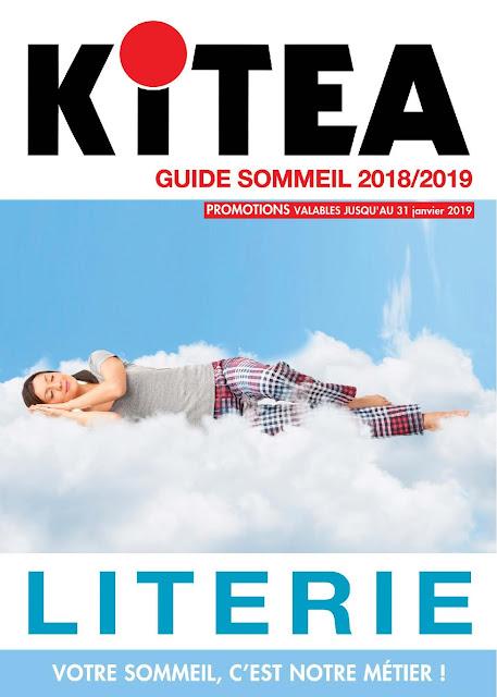 catalogue kitea guide sommeil decembre 2018 janvier 2019