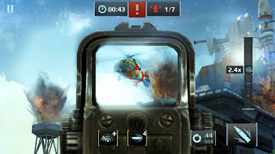 Sniper Fury v1.0.0l MOD APK+DATA-screenshot-5