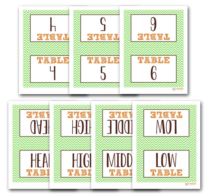 image about Cute Bunco Score Sheets Printable titled BUNCO Incorporate-Upon Pack of Printables