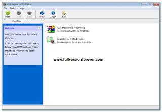 download free rar file unlocker and password breaker