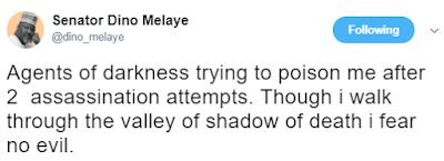 Dino Melaye