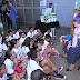 Alunos da Escola Classe 20 de Ceilândia participam do programa Educação nos Trilhos