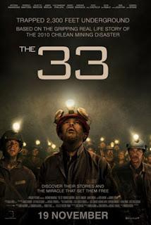The 33 (2015) – 33 ใต้นรก 200 ชั้น [พากย์ไทย]