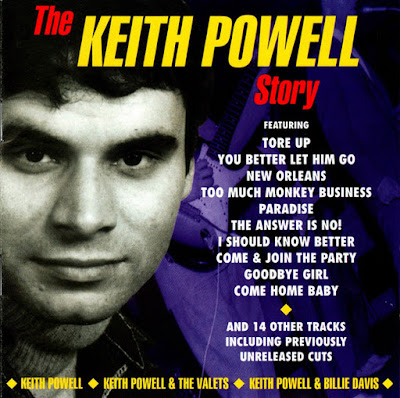 Keith Powell  – The Keith Powell Story
