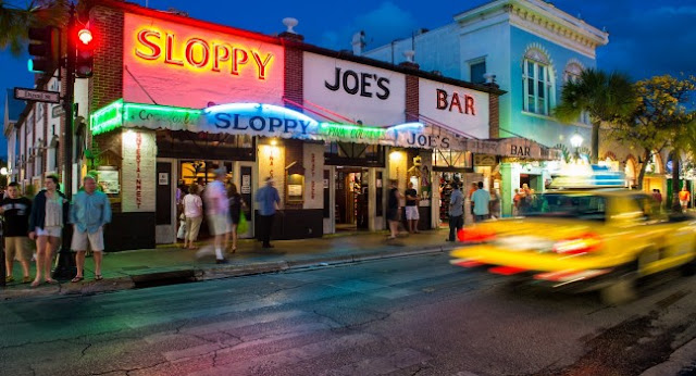 Bar Sloppy Joe's em Key West