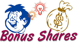 शेयर बोनस शेयर के संबंध में कर नियोजन की व्याख्या
