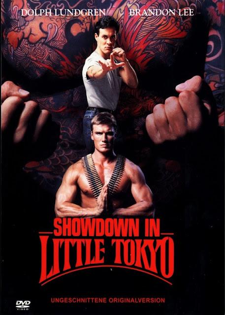 Showdown in Little Tokyo (1991) หนุ่มฟ้าแลบ กับ แสบสะเทิน