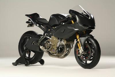 Sepeda motor termahal dunia : NCR M16