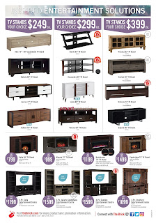 The Brick Inspired Home Solutions Canada Flyer March 31 to April 27