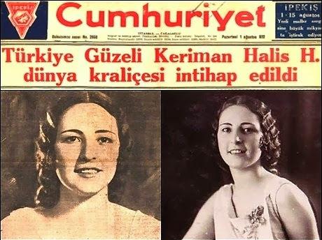 Keriman Halis kraliçe seçildi