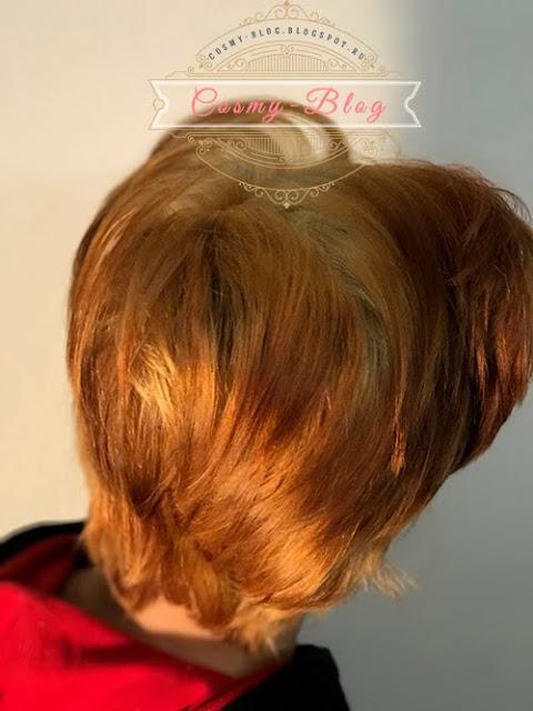 графит осветление волос графит