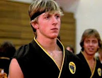 Johnny the Real Karate Kid?