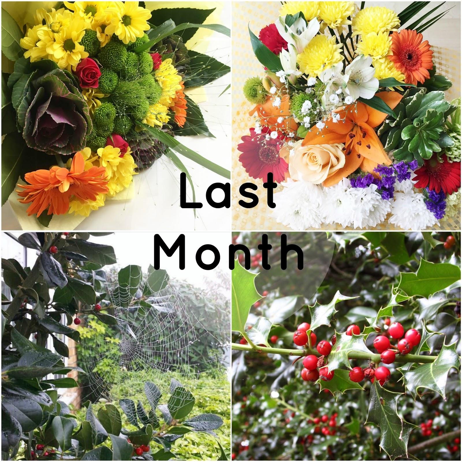 Last month - September 2016