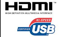 Đầu ra đồng thời HDMI & USB