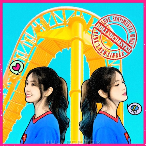 FiNE – Rollercoaster ∞ 사랑, 그 감정노동 – Single