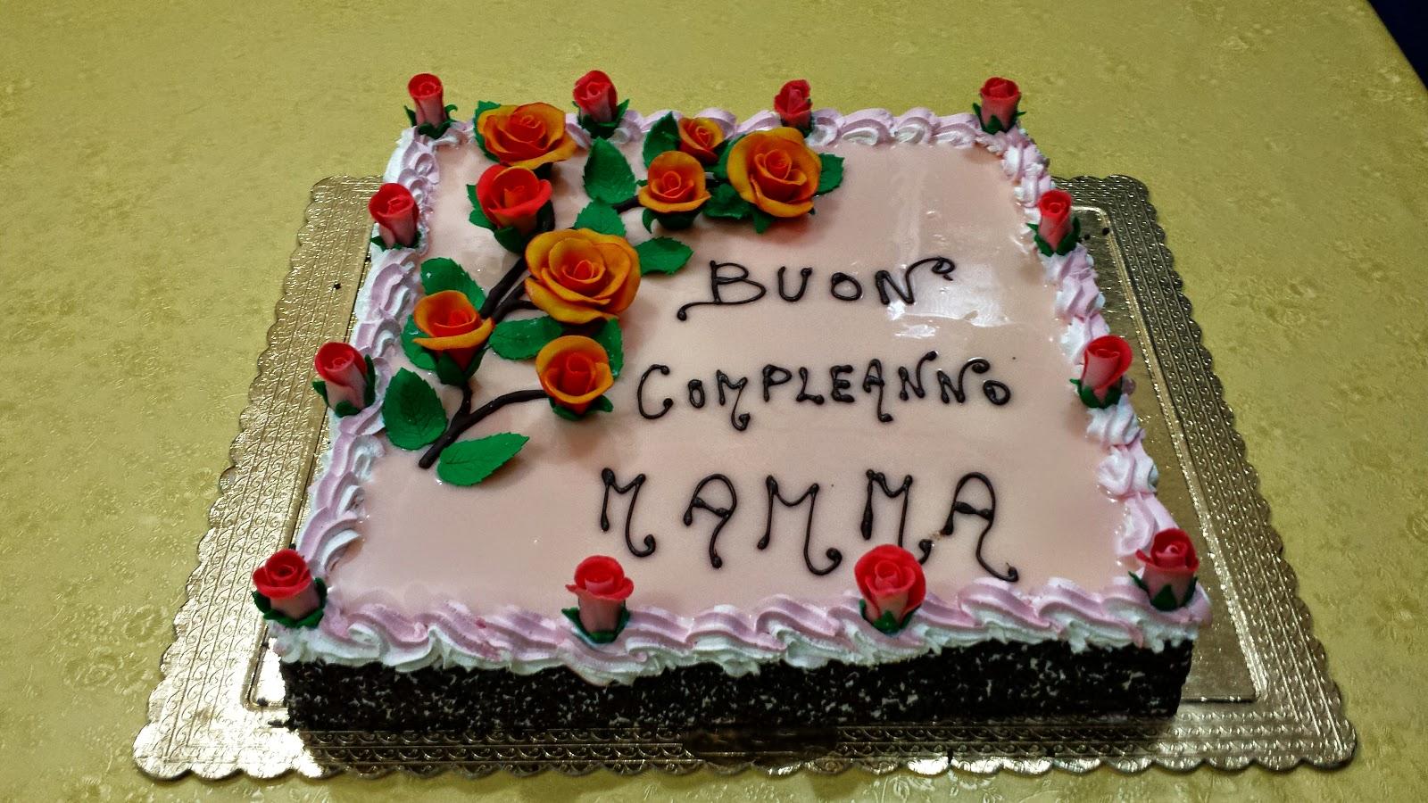 Foto Torta Compleanno Mamma.Passione Torte Torta Compleanno Mamma