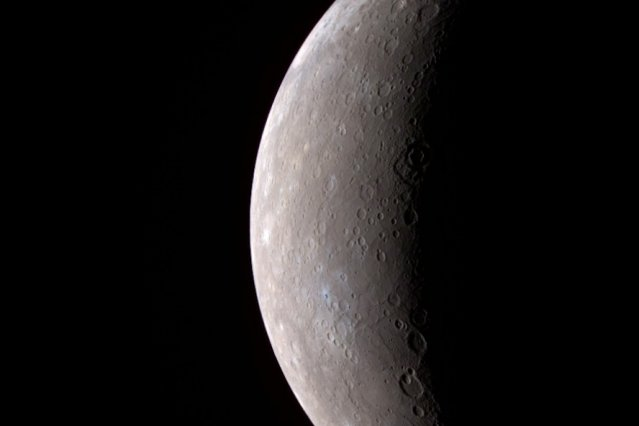 Researchers trace Mercury's origins to rare meteorite