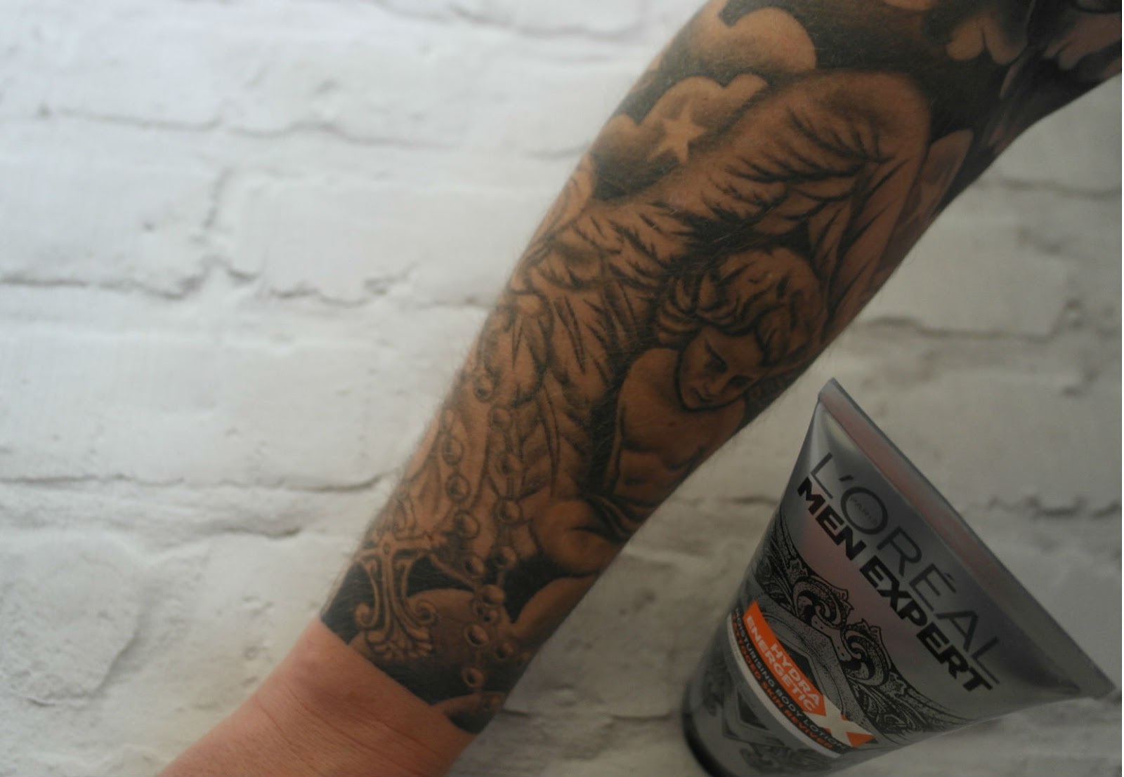 L'oreal Men Expert Hydra Energetic Tattooed Skin Reviver Lotion