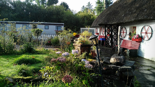 Autumn days at Fairybridge cottage