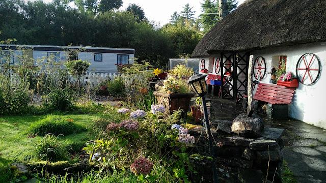 Autumn days at Fairybridge cottage