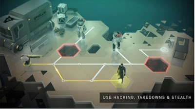 Download Game Deus Ex GO 2