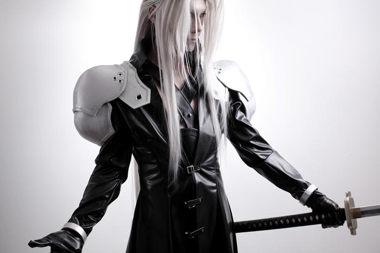 Final Fantasy Sephiroth Cosplay Final Fantasy Cosplay:...