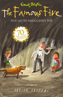 Download free ebook Famous Five 04 - Five Go To Smuggler's Top By Enid Blyton pdf