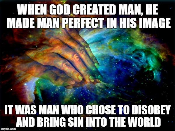 85+ Gambar Allah Menciptakan Manusia Paling Bagus