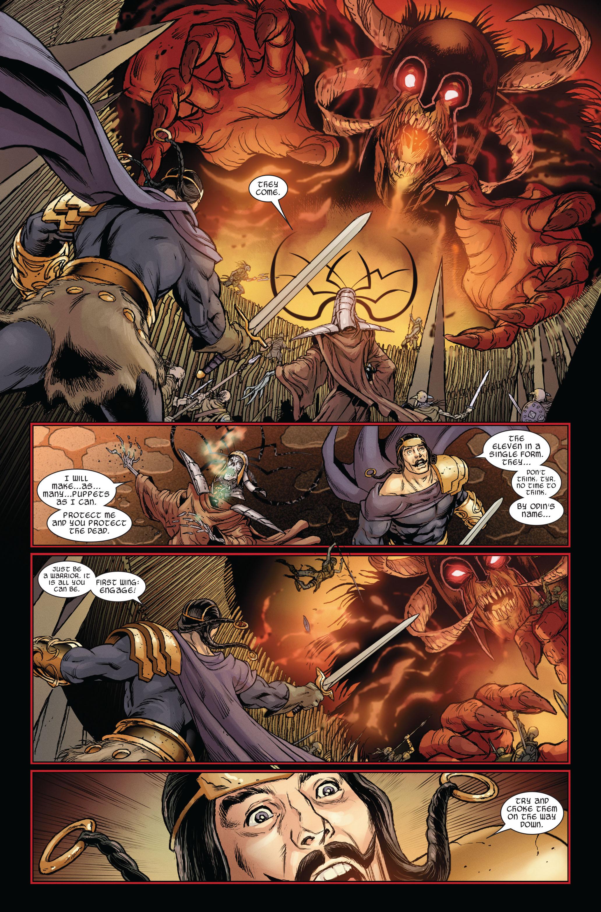 Thor (2007) Issue #613 #26 - English 12