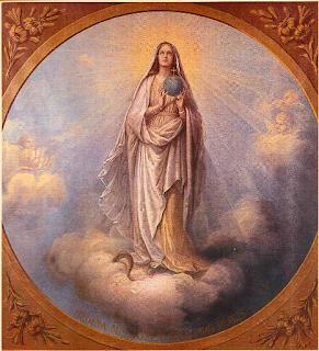 """DIOS Y MARÍA SANTÍSIMA: """"Ofrecimiento de Vida"""". Aparición en ..."""