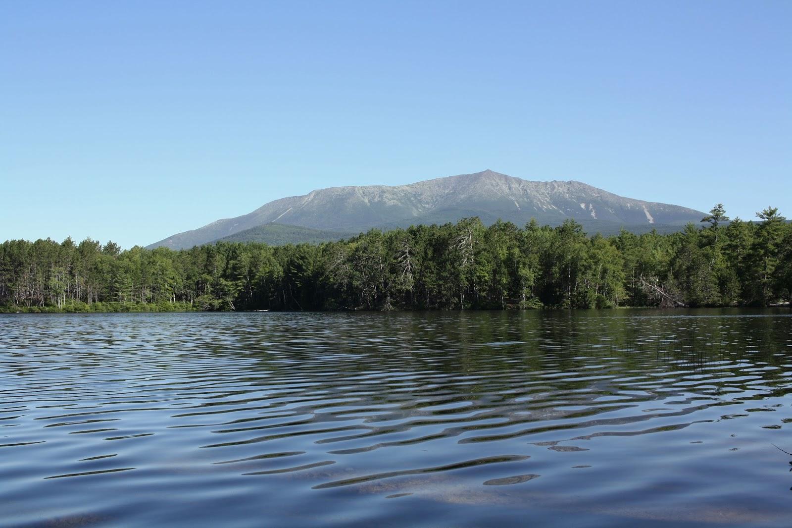 Mount Katahdin, Baxter State Park