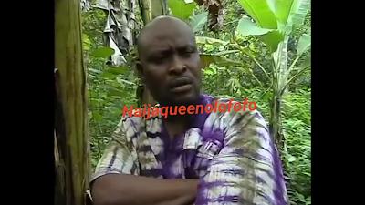 Yoruba actor Arakangudu