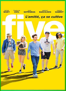 Five (2016) | DVDRip Latino HD GDrive 1 Link