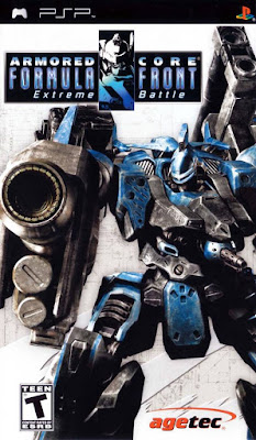 Armored Core: Formula Front Extreme Battle cover