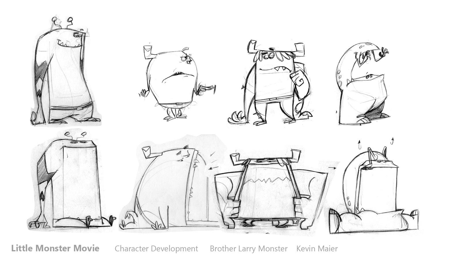Kevin Maier's Sketch Blog: April 2013