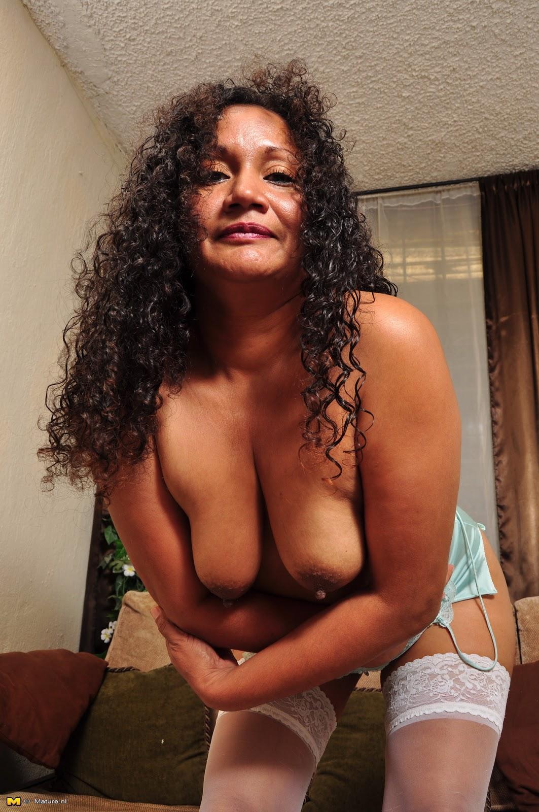 Mature latino women