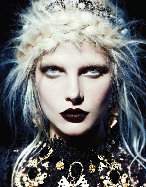 Fashion Makeup: Corinna B's World: 5 Makeup Looks For Fall