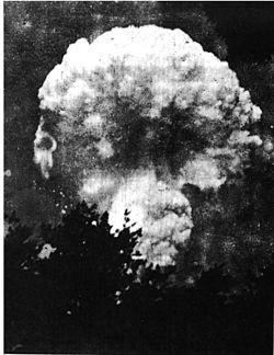 foto bom atom di hiroshima