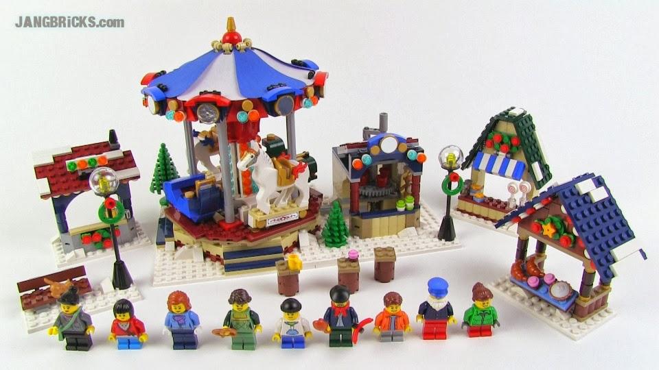 JANGBRiCKS LEGO reviews & MOCs: September 2013