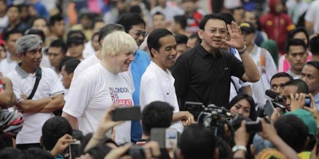Ahok: Kasih Tahu Yusril, yang Pasti Pak Jokowi dan Ahok Itu Temannya Ibu Mega